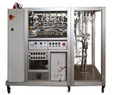 Laboratory Gas Test Bench